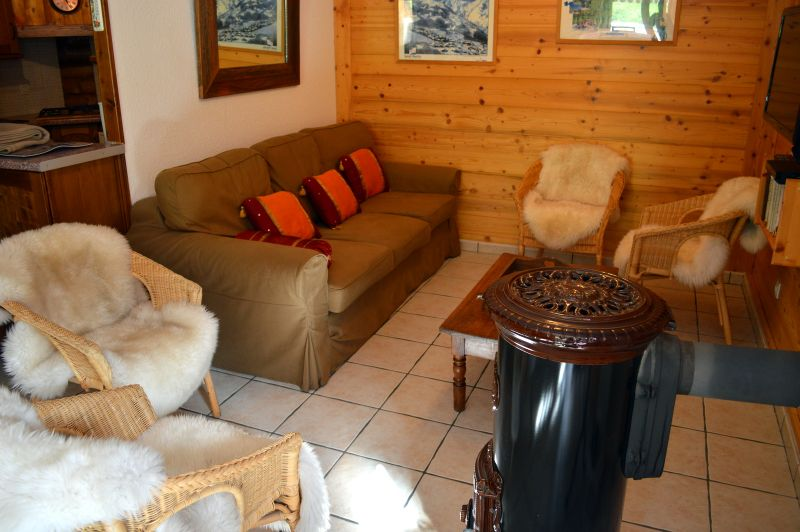 Sitting room Location Chalet 41939 Les Menuires