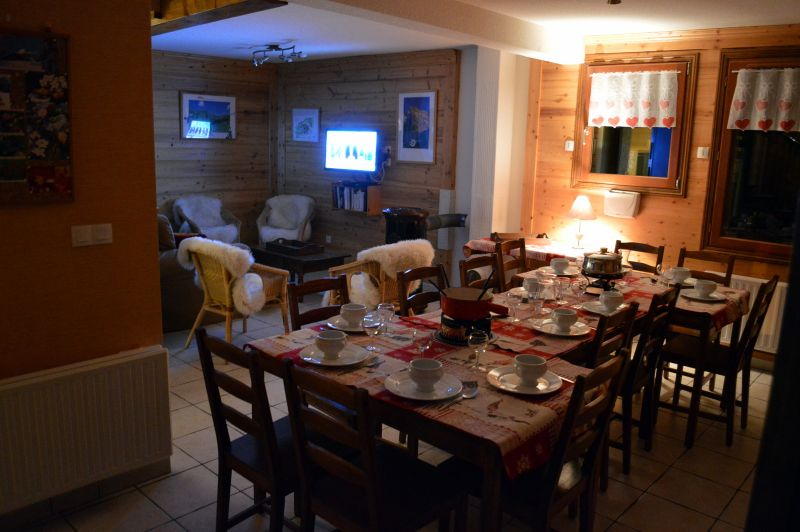 Living room Location Chalet 41939 Les Menuires