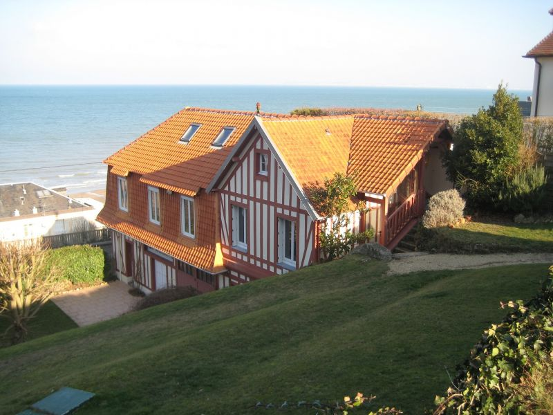 Outside view Location House 42353 Villers sur Mer