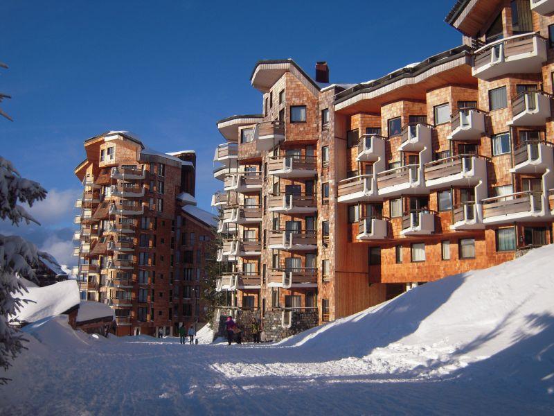 Surroundings Location Apartment 427 Avoriaz