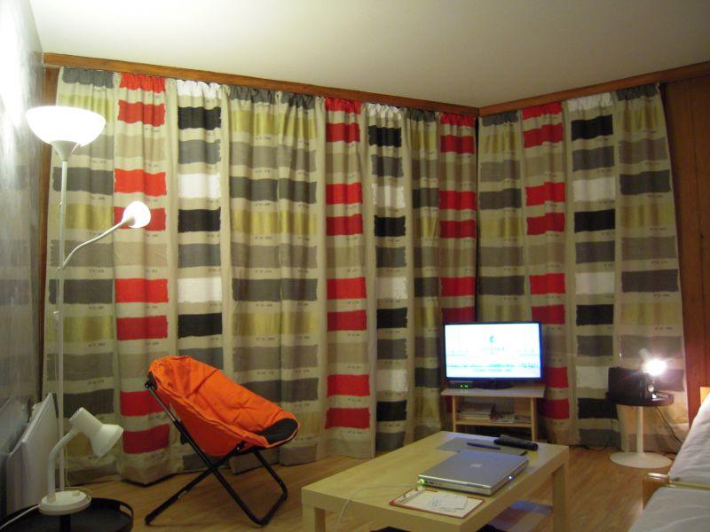 Living room Location Apartment 427 Avoriaz