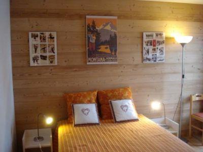 bedroom Location Apartment 427 Avoriaz