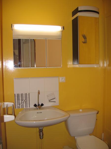Sep. WC Location Apartment 427 Avoriaz