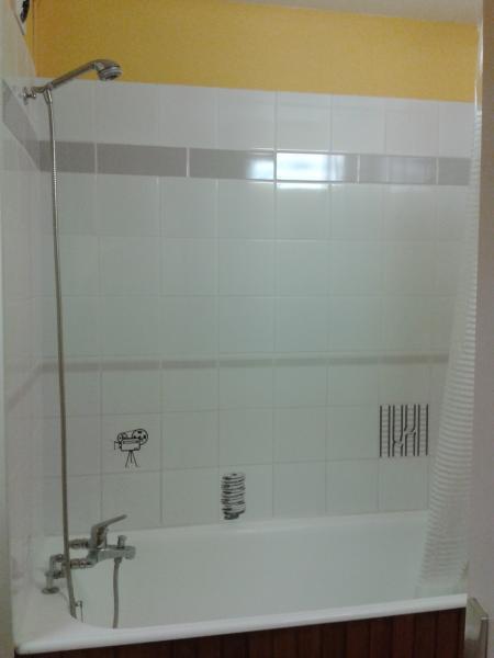bathroom Location Apartment 427 Avoriaz