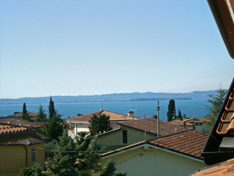 View from terrace Location Apartment 42959 Lazise