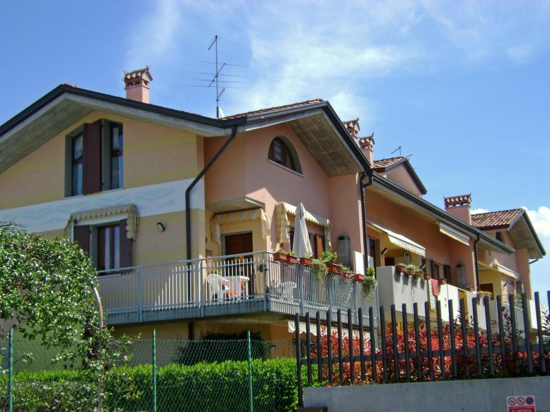 Outside view Location Apartment 42959 Lazise