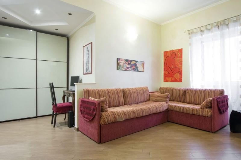 bedroom 1 Location Apartment 43575 Rome