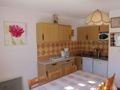Kitchenette Location Apartment 4386 Piau Engaly