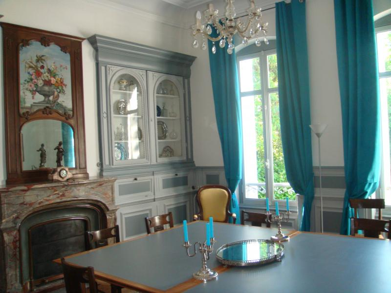 Dining room 1 Location House 43881 Bordeaux