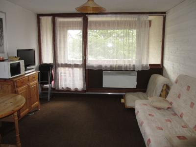 Dining room Location Studio apartment 4436 Saint Lary Soulan