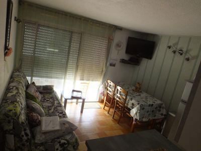 Living room Location Apartment 4482 Saint Lary Soulan