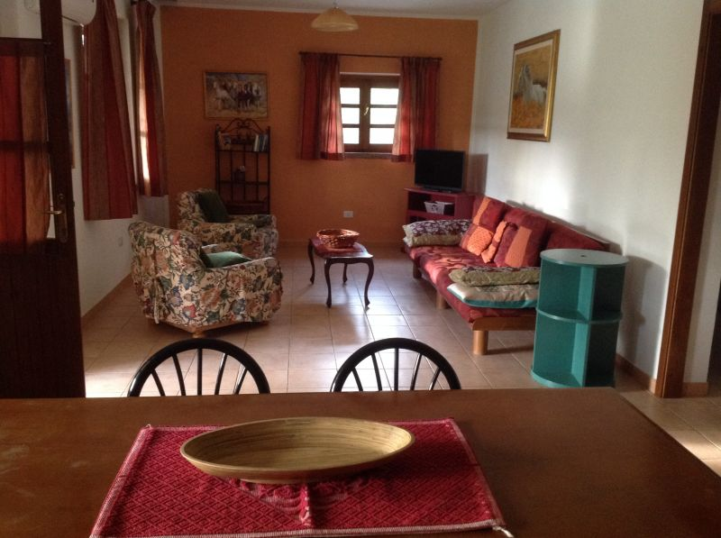 Living room Location Apartment 45136 Alghero