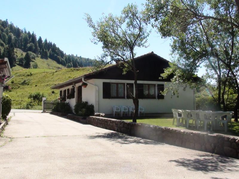 Outside view Location House 4529 La Bresse Hohneck