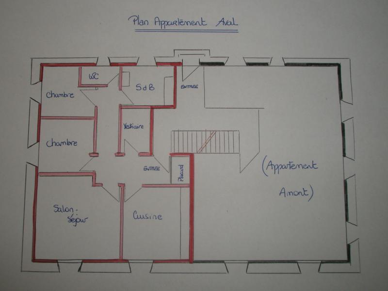 Property map Location Apartment 4539 La Bresse Hohneck