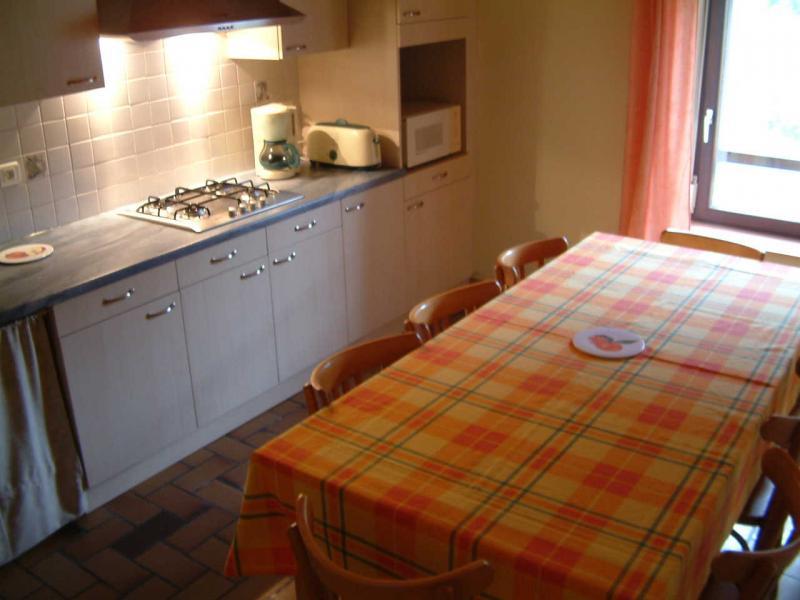 Sep. kitchen Location Apartment 4539 La Bresse Hohneck