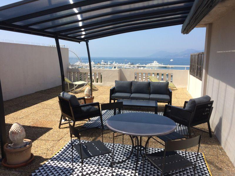 Terrace Location Apartment 45923 Cannes