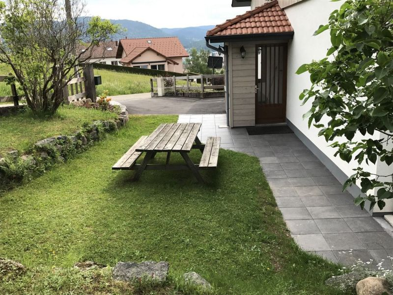 View from terrace Location Apartment 4604 Gérardmer