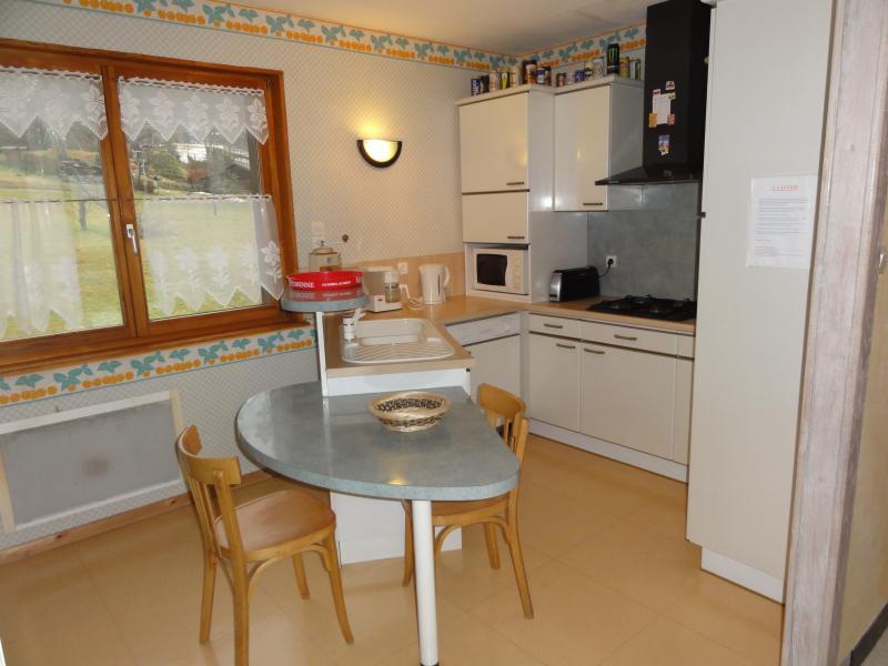 Sep. kitchen Location Apartment 4604 Gérardmer