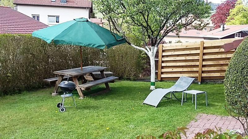 Garden Location Apartment 4607 Gérardmer