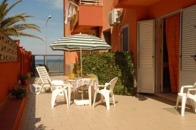 Veranda Location Apartment 46160 Balestrate