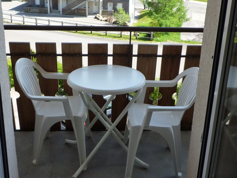 Balcony Location Apartment 4627 Gérardmer