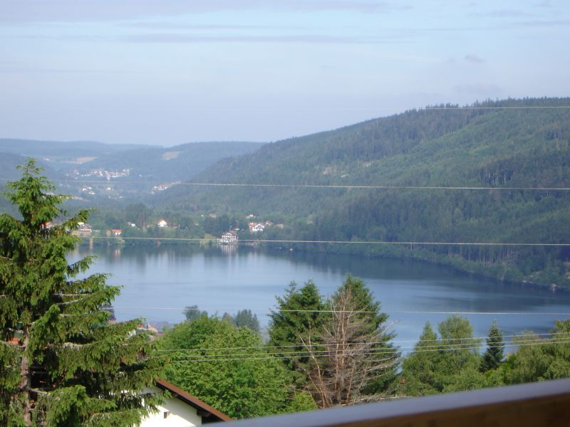 View from the balcony Location Apartment 4639 Gérardmer