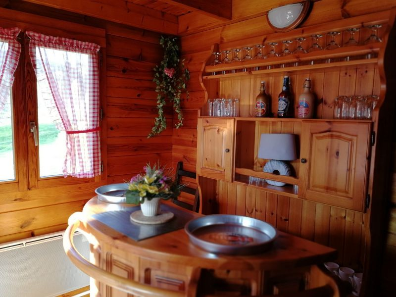 Dining room Location Chalet 4679 Ventron