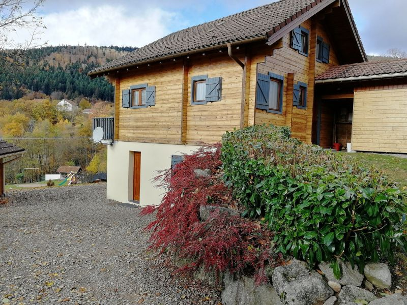 Outside view Location Chalet 4679 Ventron
