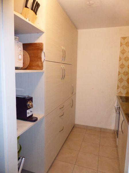 Summer kitchen Location Apartment 4725 Nendaz