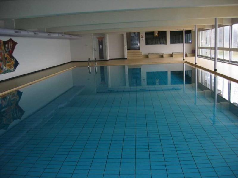 Swimming pool Location Apartment 4725 Nendaz