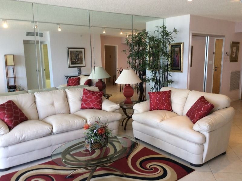 Sitting room Location Apartment 47405 Miami Beach