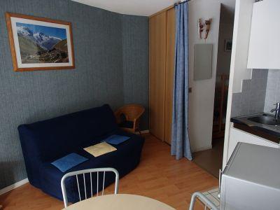 Location One-room studio flat 4788 Artouste