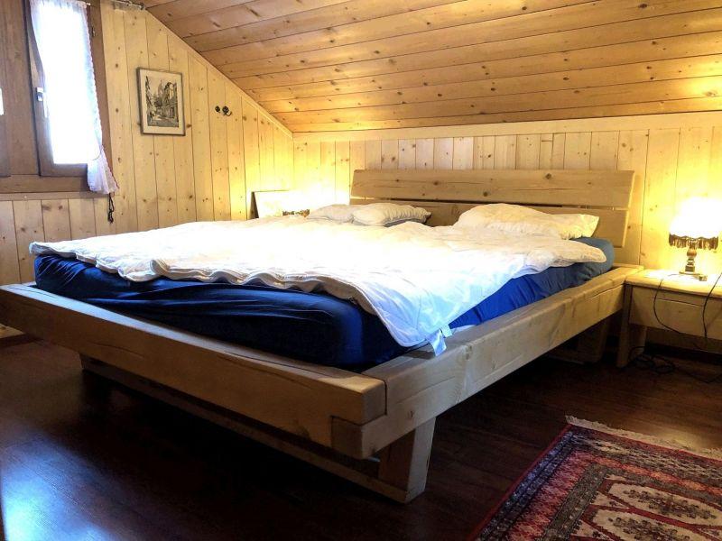 bedroom 1 Location Chalet 4805 Charmey