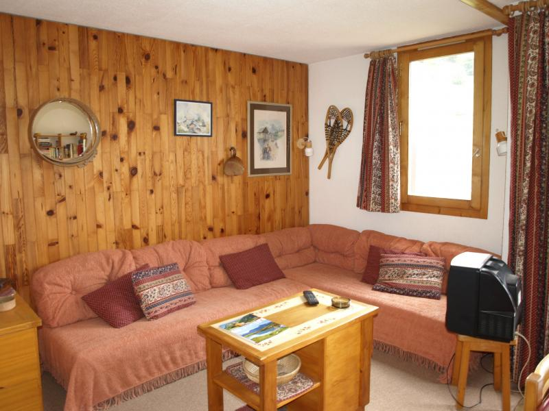 Living room Location Apartment 48447 Montchavin les Coches
