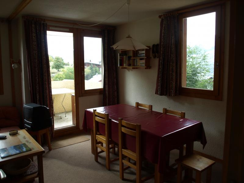 Dining room Location Apartment 48447 Montchavin les Coches