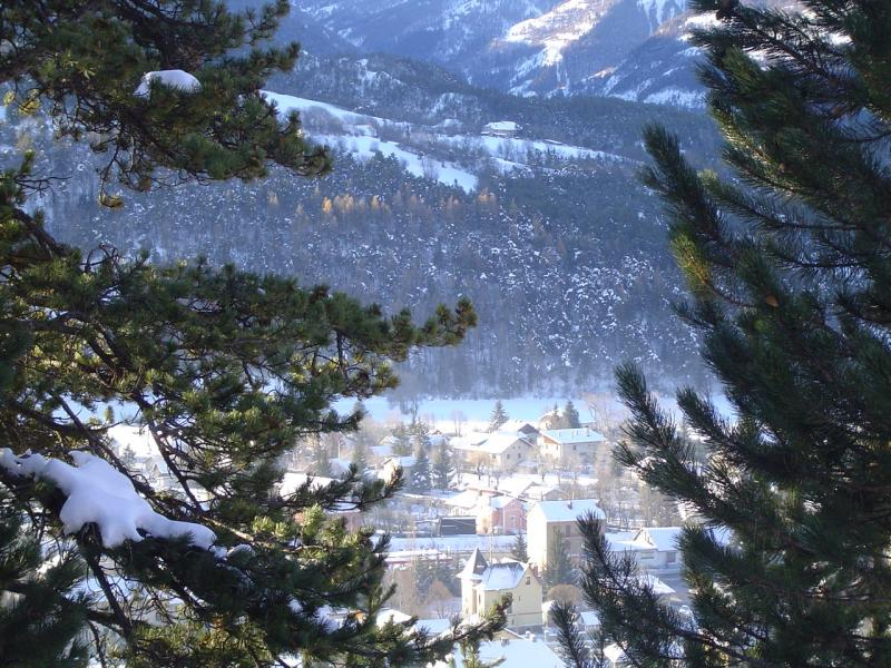 View from the balcony Location Apartment 4855 Barcelonnette