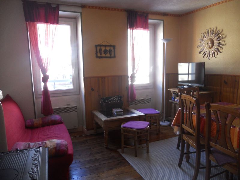 Dining room Location Apartment 4866 Barcelonnette