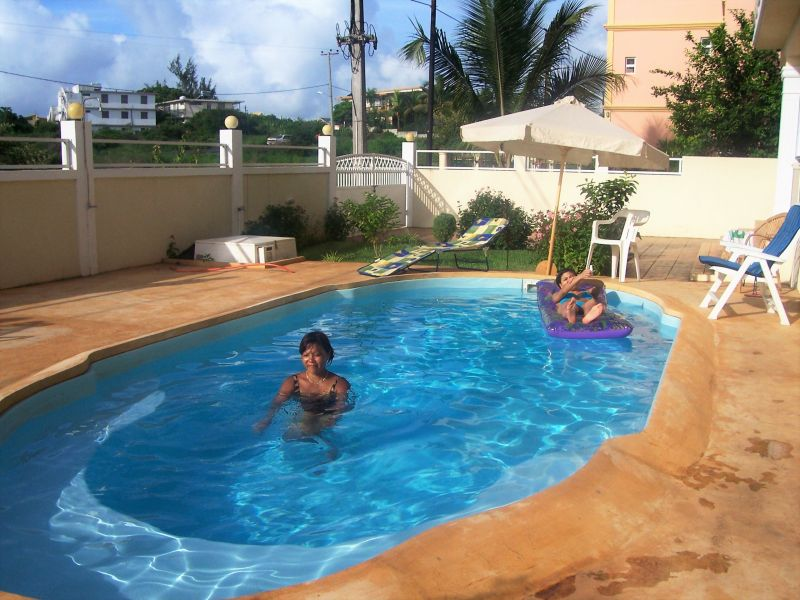 Swimming pool Location Apartment 48721 Pointe Aux Piments