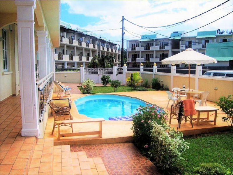 Garden Location Apartment 48721 Pointe Aux Piments