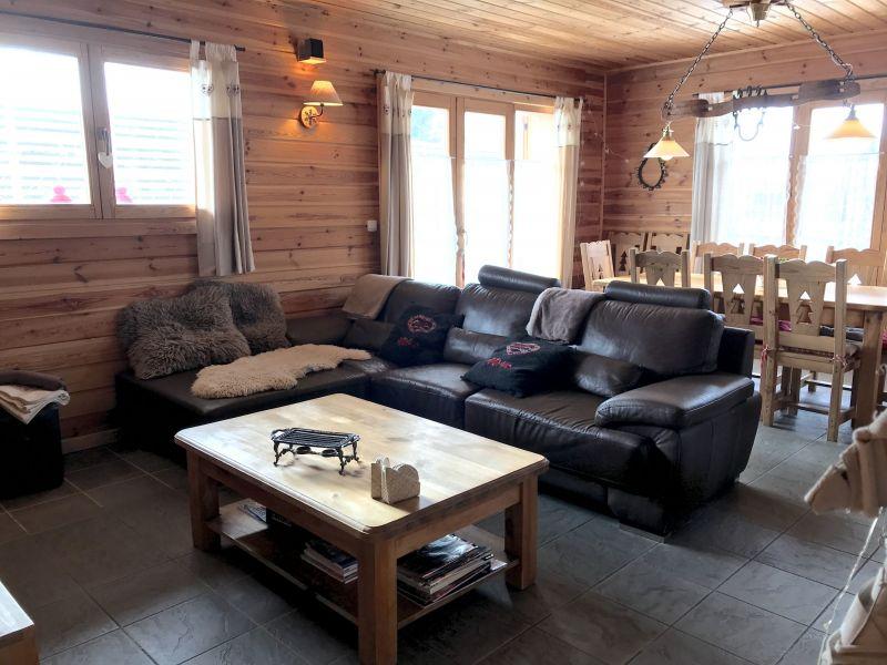 Living room Location Chalet 48749 Saint Gervais Mont-Blanc