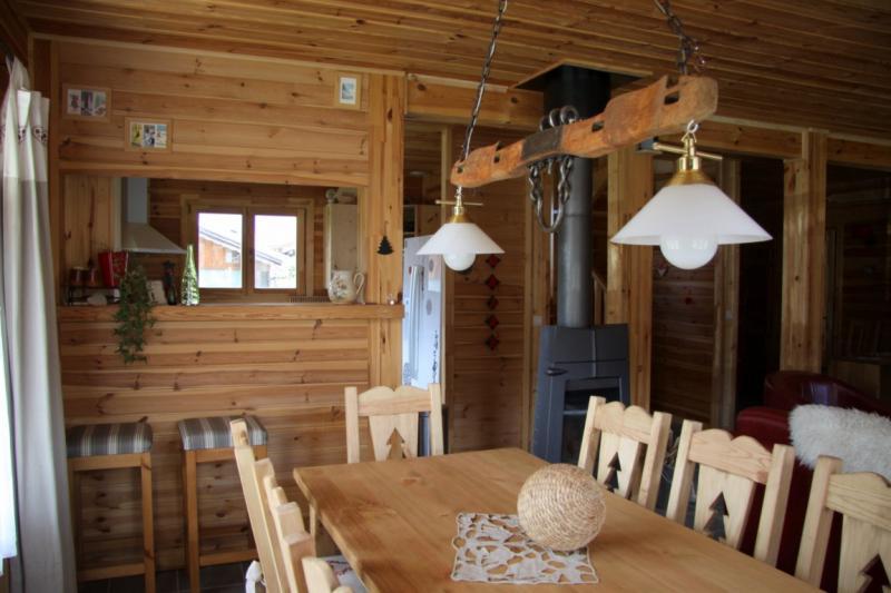 Dining room Location Chalet 48749 Saint Gervais Mont-Blanc
