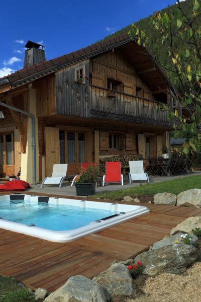 Garden Location Chalet 48749 Saint Gervais Mont-Blanc