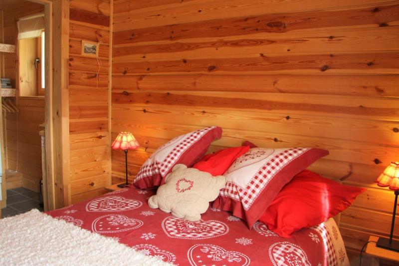 bedroom 1 Location Chalet 48749 Saint Gervais Mont-Blanc