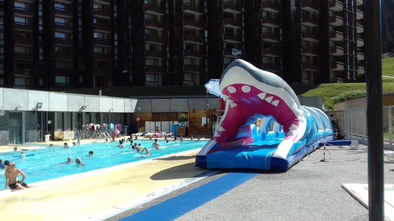Swimming pool Location Studio apartment 48754 La Plagne