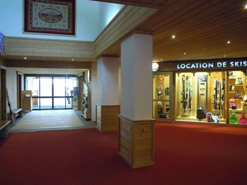 Hall Location Studio apartment 48754 La Plagne