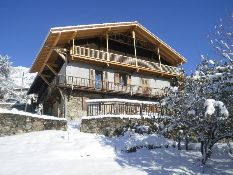 Outside view Location Chalet 4903 Chamonix Mont-Blanc