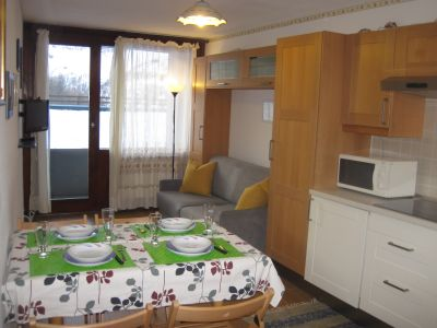 Kitchenette Location Studio apartment 49227 Cervinia (Breuil)