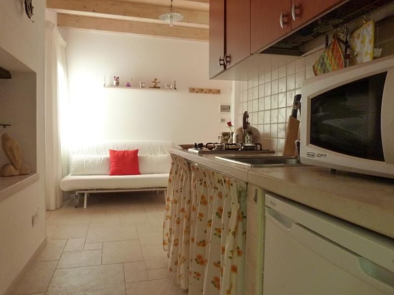 Dining room Location Apartment 49678 Monopoli