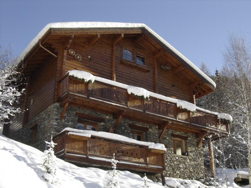 Outside view Location Chalet 49981 Valfréjus