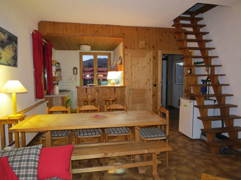 Living room Location Chalet 50191 La Plagne